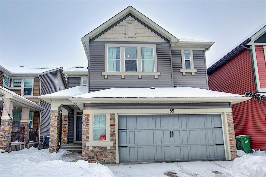 Main Photo: 85 Cougar Ridge Close SW in Calgary: Cougar Ridge Detached for sale : MLS®# A1058871