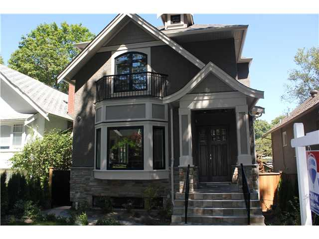 Main Photo: 3475 W 20TH Avenue in Vancouver: Dunbar House for sale (Vancouver West)  : MLS®# V820396