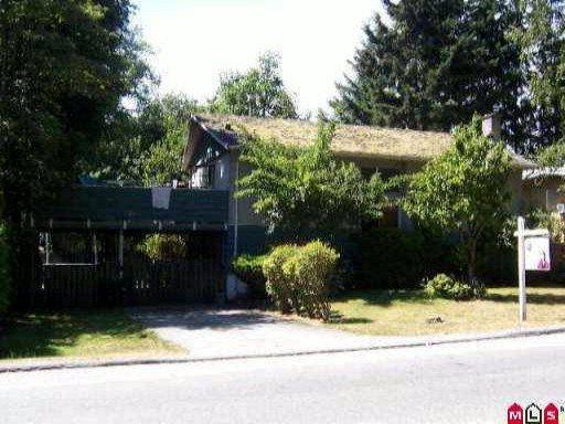 "Main Photo: 5925 132ND Street in Surrey: Panorama Ridge House for sale in ""Panorama Ridge"" : MLS®# F1025656"