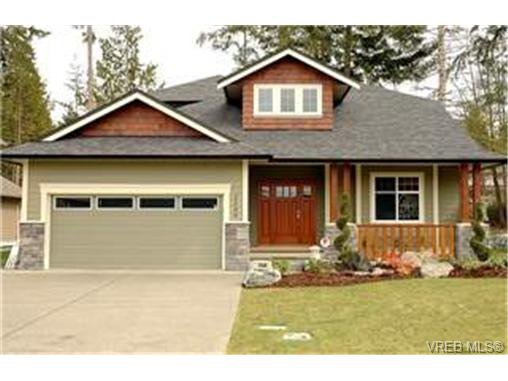 Main Photo: 2509 Glendoik Way in MILL BAY: ML Mill Bay Single Family Detached for sale (Malahat & Area)  : MLS®# 463066