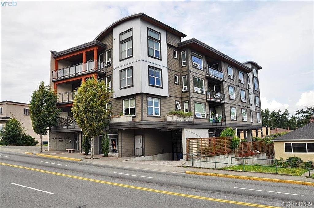 Main Photo: 204 1008 Tillicum Road in VICTORIA: Es Kinsmen Park Condo Apartment for sale (Esquimalt)  : MLS®# 413689