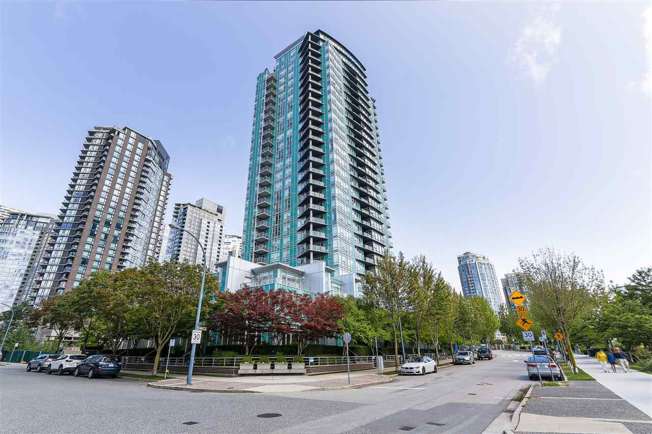 "Main Photo: 1905 1483 HOMER Street in Vancouver: Yaletown Condo for sale in ""WATERFORD"" (Vancouver West)  : MLS®# R2392740"