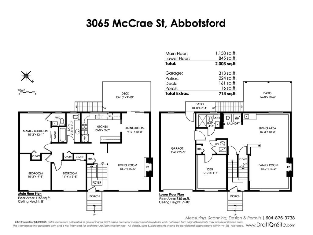 Photo 20: Photos: 3065 MCCRAE Street in Abbotsford: Abbotsford East House for sale : MLS®# R2399298