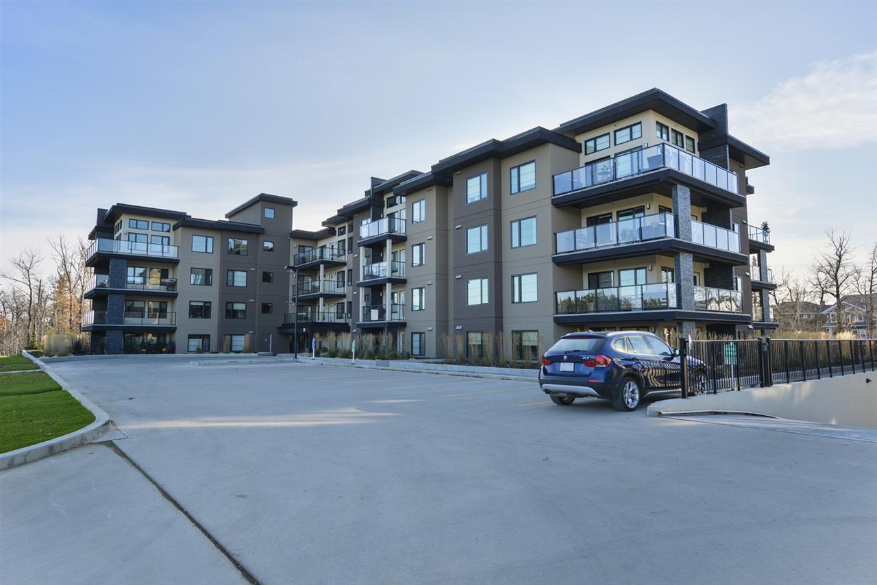 Main Photo: 209 5025 EDGEMONT Boulevard in Edmonton: Zone 57 Condo for sale : MLS®# E4177638