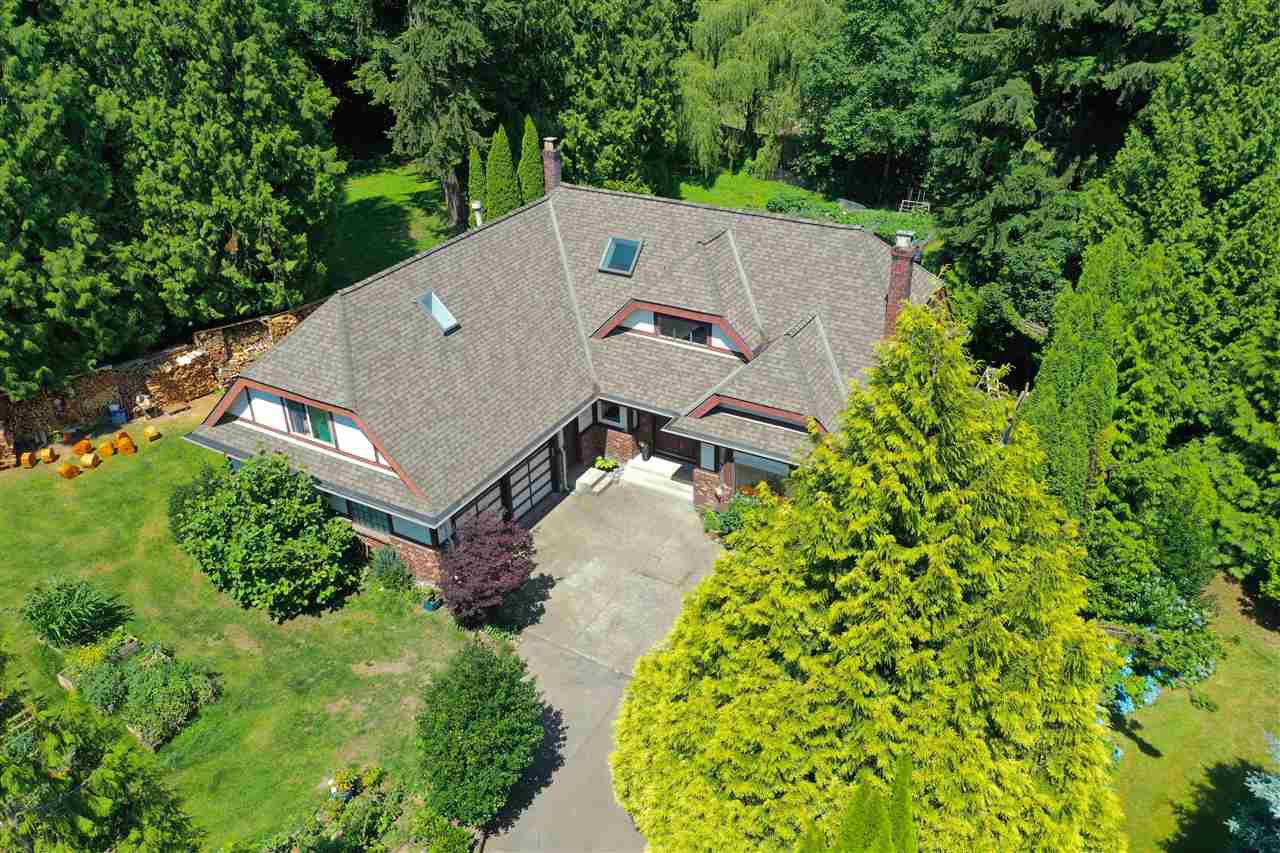 Main Photo: 18759 92 Avenue in Surrey: Port Kells House for sale (North Surrey)  : MLS®# R2522275