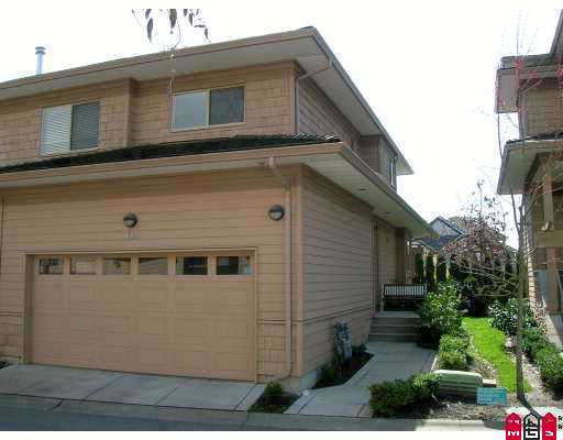 """Main Photo: 103 16655 64TH Avenue in Surrey: Cloverdale BC Townhouse for sale in """"RIDGEWOODS AT NORTHVIEW"""" (Cloverdale)  : MLS®# F2909604"""