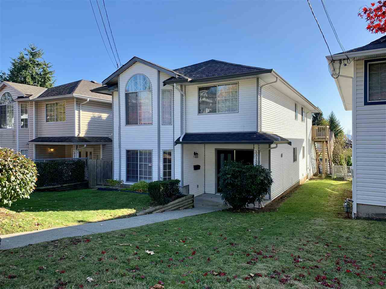 Main Photo: 33136 BEST AVENUE in Mission: Mission BC House for sale : MLS®# R2416401