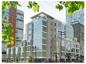 Main Photo: 207 910 BEACH AVENUE in : Yaletown Condo for sale : MLS®# R2021128