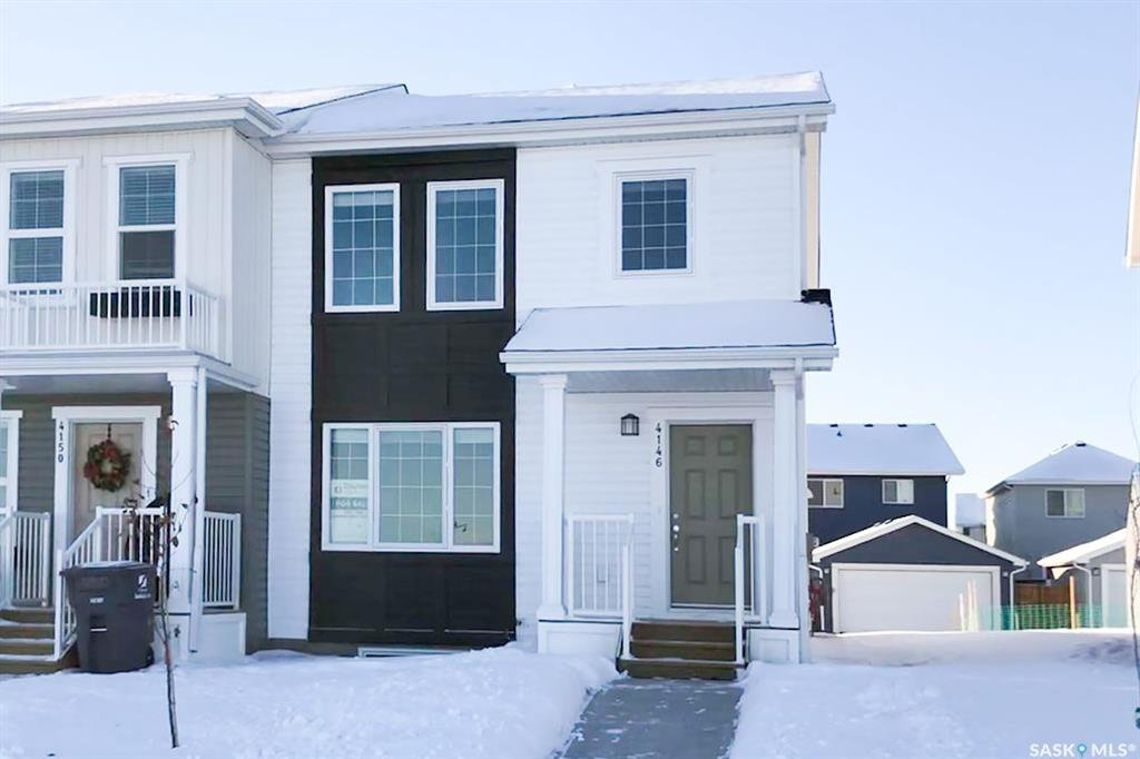 Main Photo: 4146 Brighton Circle in Saskatoon: Brighton Residential for sale : MLS®# SK795673