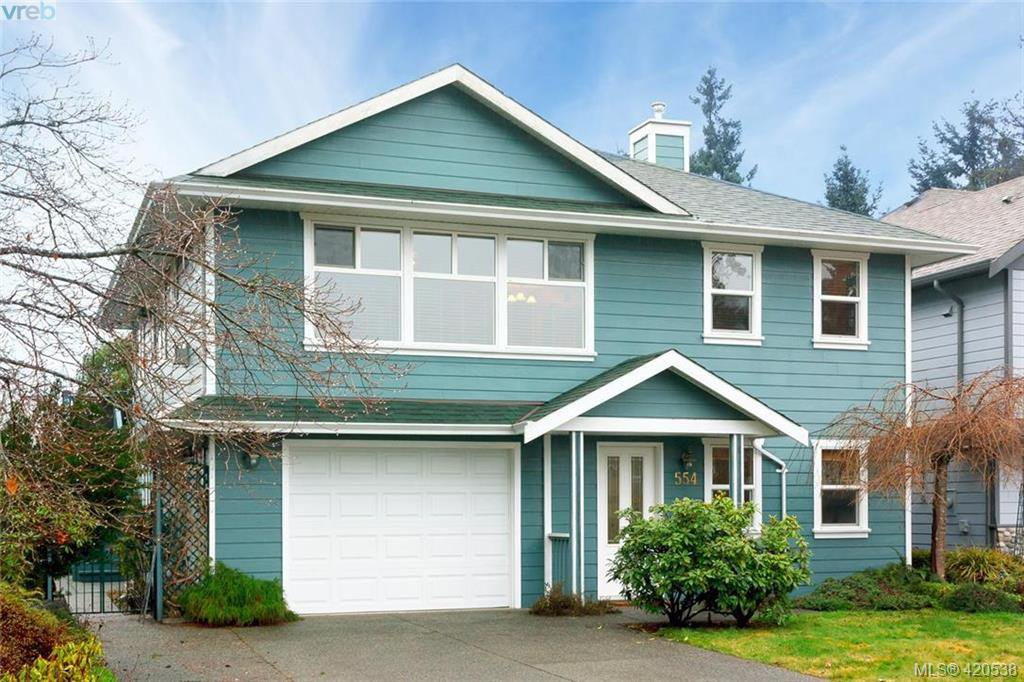 Main Photo: 554 Selwyn Oaks Place in VICTORIA: La Mill Hill Single Family Detached for sale (Langford)  : MLS®# 420538