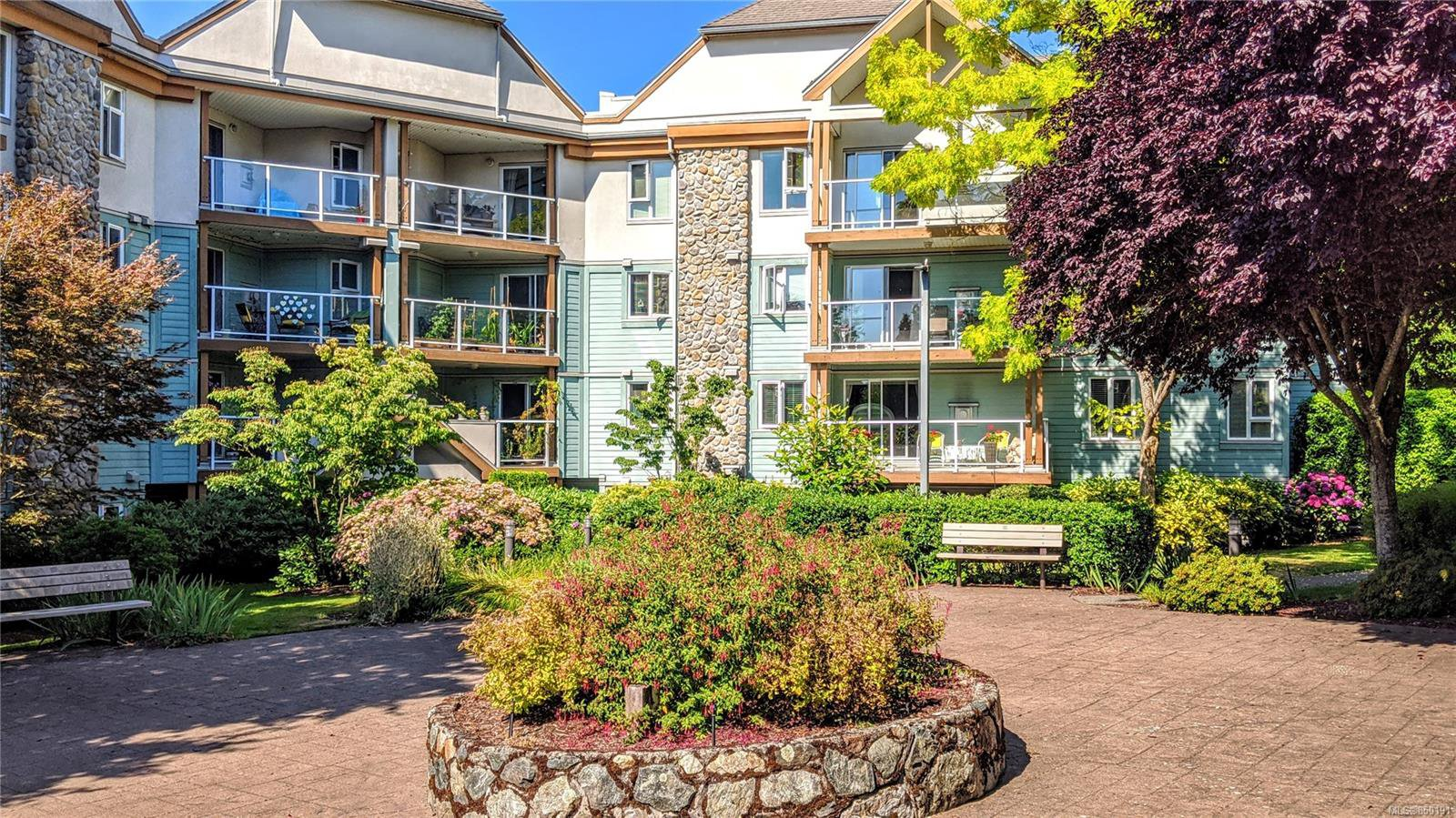 Main Photo: 204 494 Marsett Pl in : SW Royal Oak Condo Apartment for sale (Saanich West)  : MLS®# 850191