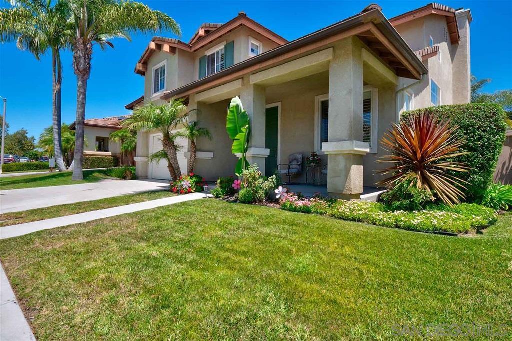 Main Photo: CHULA VISTA House for sale : 4 bedrooms : 1335 Monte Sereno Ave