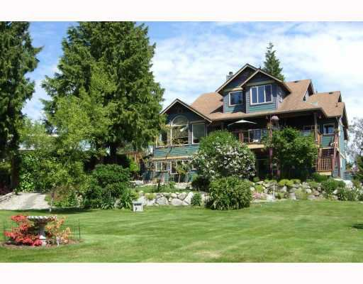 "Photo 3: Photos: 387 VERNON Place in Gibsons: Gibsons & Area House for sale in ""ISLANDVIEW ESTATES"" (Sunshine Coast)  : MLS®# V787669"