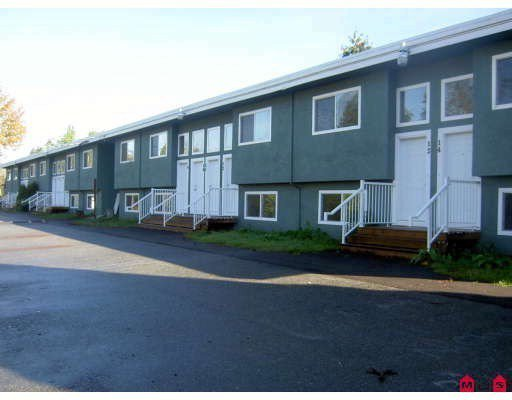 Main Photo: 2 33900 MAYFAIR Avenue in Abbotsford: Central Abbotsford Townhouse for sale : MLS®# F2822047