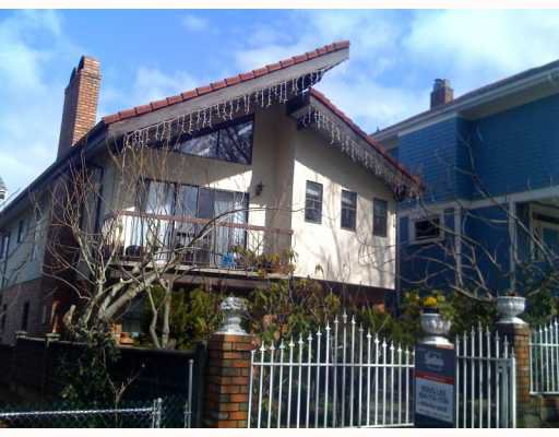 "Main Photo: 2057 E 3RD Avenue in Vancouver: Grandview VE House for sale in ""THE DRIVE"" (Vancouver East)  : MLS®# V760209"