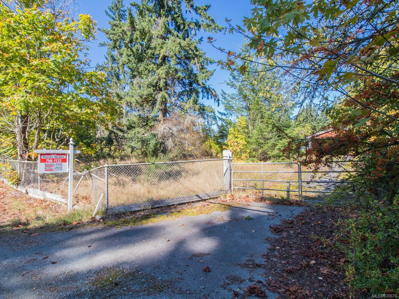 Main Photo: LOT 4 Extension Rd in NANAIMO: Na Extension Land for sale (Nanaimo)  : MLS®# 830670