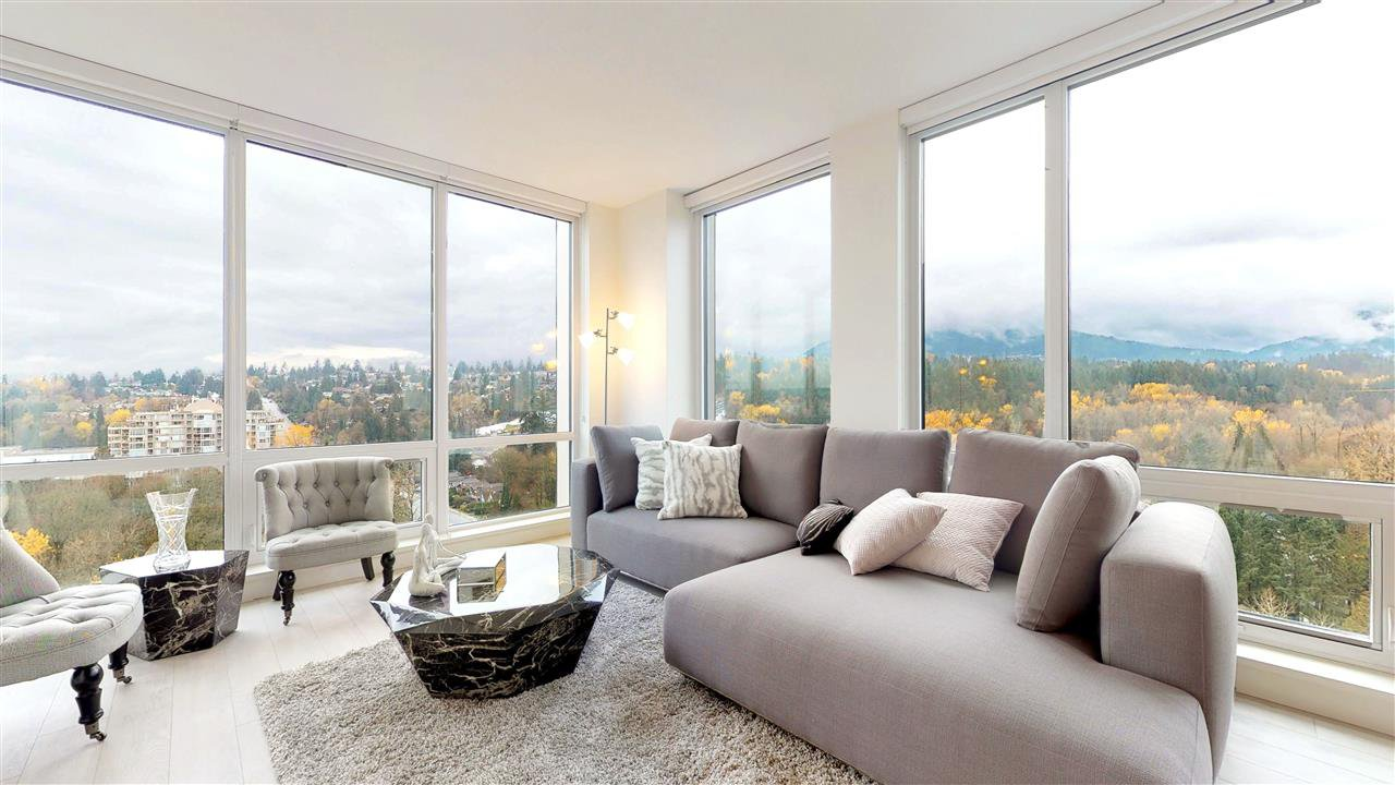 """Main Photo: 1907 680 SEYLYNN Crescent in North Vancouver: Lynnmour Condo for sale in """"COMPASS AT SEYLYNN VILLAGE"""" : MLS®# R2429306"""