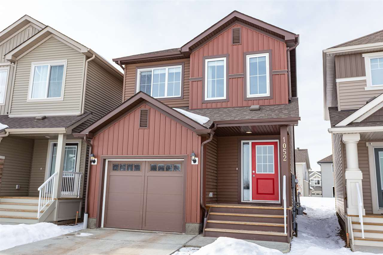 Main Photo: 1052 DANIELS Loop in Edmonton: Zone 55 House for sale : MLS®# E4196035
