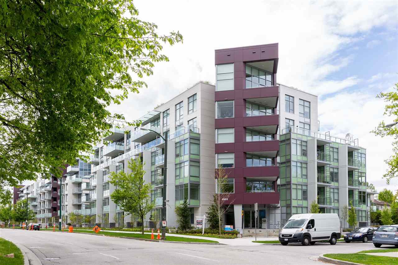 "Main Photo: 505 4963 CAMBIE Street in Vancouver: Cambie Condo for sale in ""35 PARK WEST"" (Vancouver West)  : MLS®# R2454161"