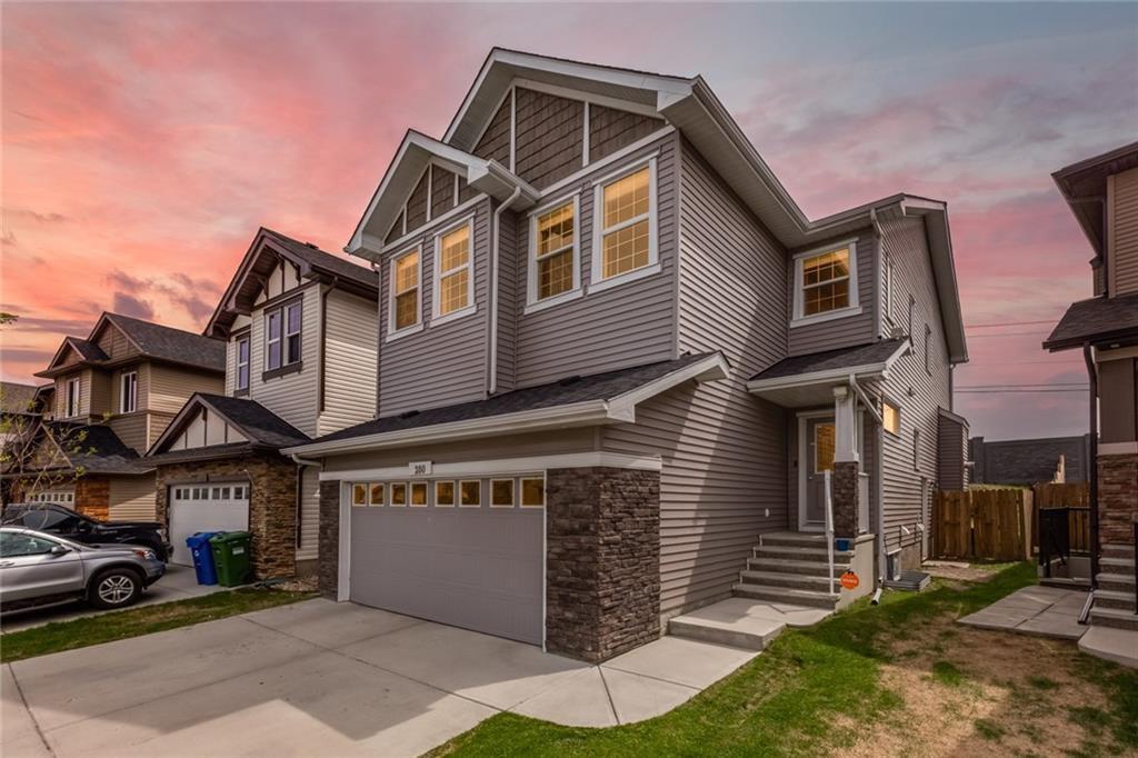 Main Photo: 280 SKYVIEW SHORES Manor NE in Calgary: Skyview Ranch Detached for sale : MLS®# C4299218