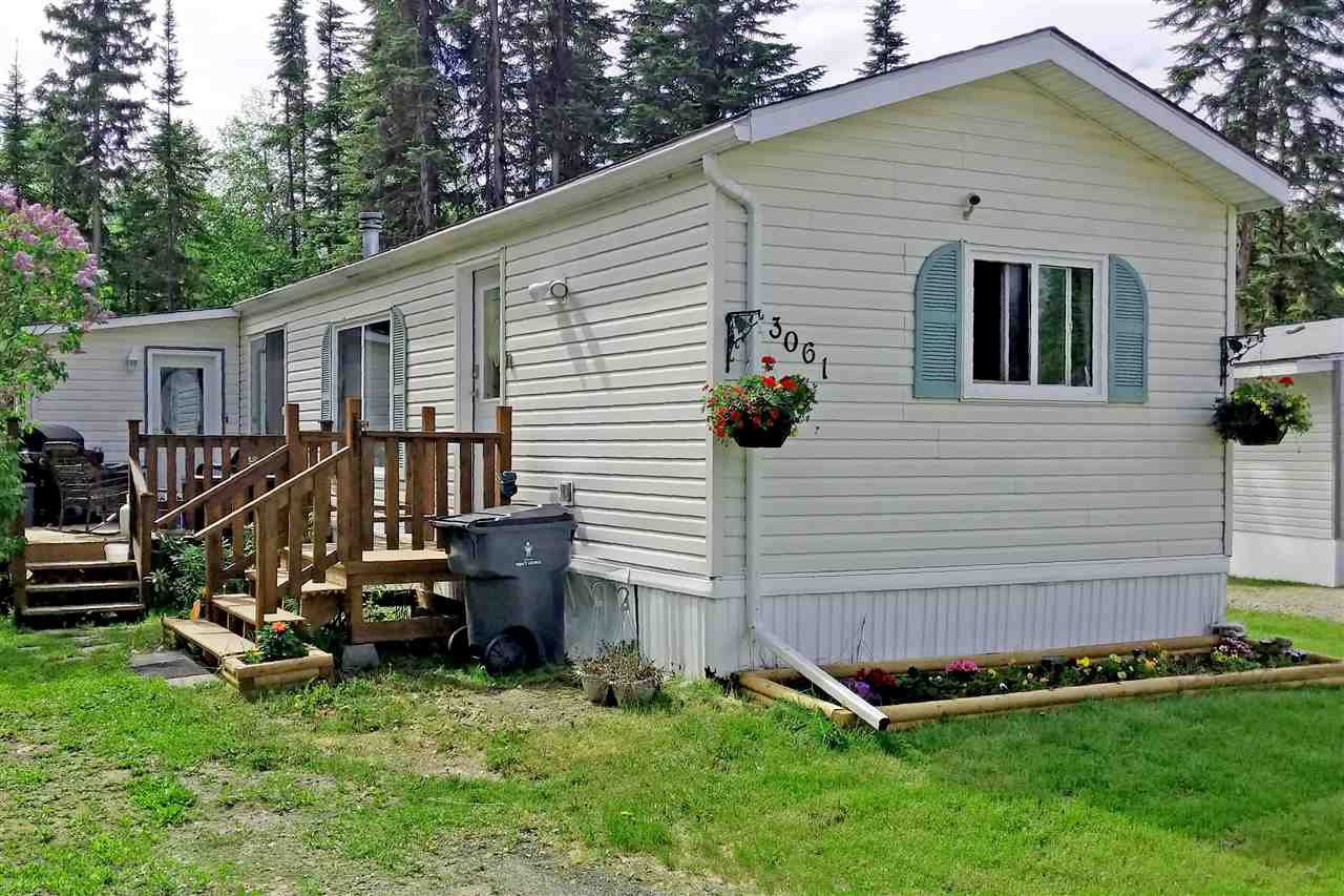 Main Photo: 3061 THEE Court in Prince George: Emerald Manufactured Home for sale (PG City North (Zone 73))  : MLS®# R2464165