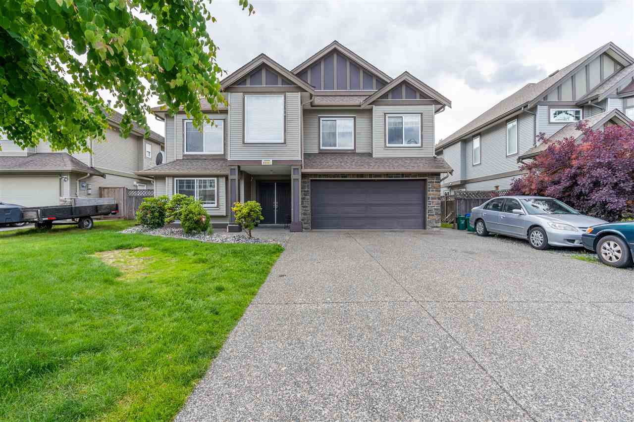 Main Photo: 8535 THORPE STREET in Mission: Mission BC House for sale : MLS®# R2465227