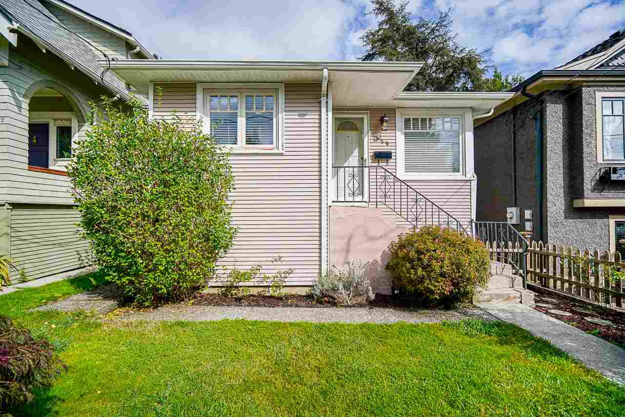 Main Photo: 425 OAK Street in New Westminster: Queens Park House for sale : MLS®# R2502980