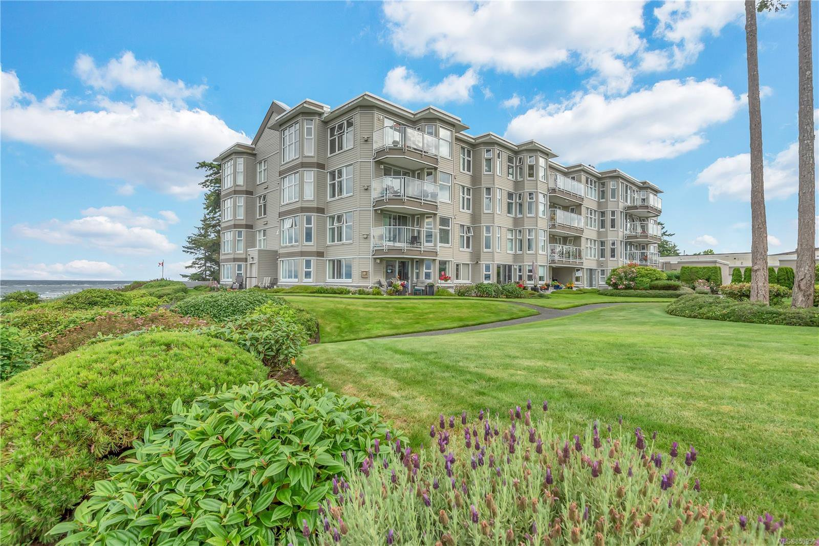 Main Photo: 306 9 Adams Rd in : CR Campbell River West Condo for sale (Campbell River)  : MLS®# 858950