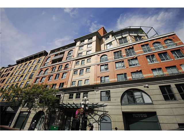 """Main Photo: 206 55 ALEXANDER Street in Vancouver: Downtown VE Condo for sale in """"55 Alexander"""" (Vancouver East)  : MLS®# V850497"""