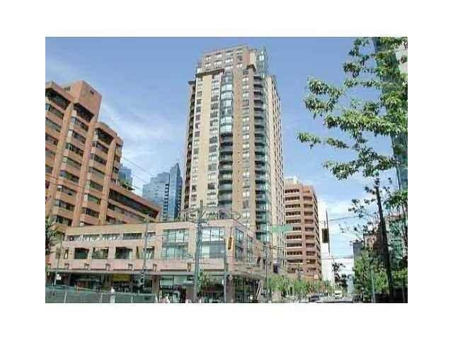 "Main Photo: 1607 1189 HOWE Street in Vancouver: Downtown VW Condo for sale in ""GENESIS"" (Vancouver West)  : MLS®# V853250"