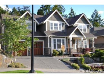 Main Photo: 2196 Nicklaus Drive in VICTORIA: La Bear Mountain Single Family Detached for sale (Langford)  : MLS®# 284740