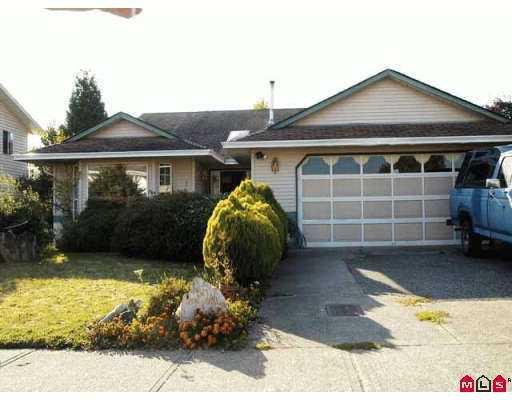 Main Photo: 1523 KIMBERLEY Street in Abbotsford: Poplar House for sale : MLS®# F2620937