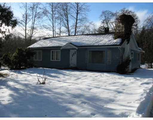 Photo 1: Photos: 577 PRATT Road in Gibsons: Gibsons & Area House for sale (Sunshine Coast)  : MLS®# V747928
