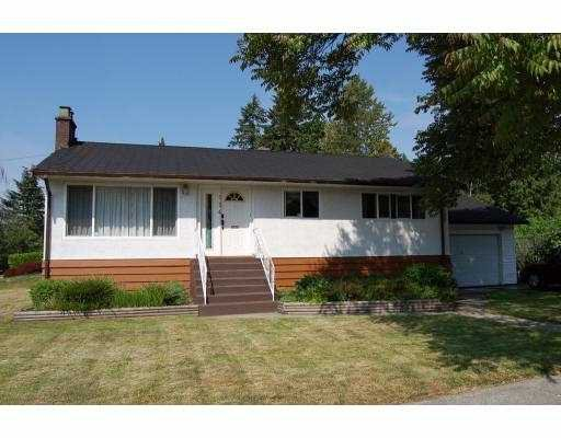 Main Photo: 534 BLUE MOUNTAIN Street in Coquitlam: Coquitlam West House for sale : MLS®# V770132