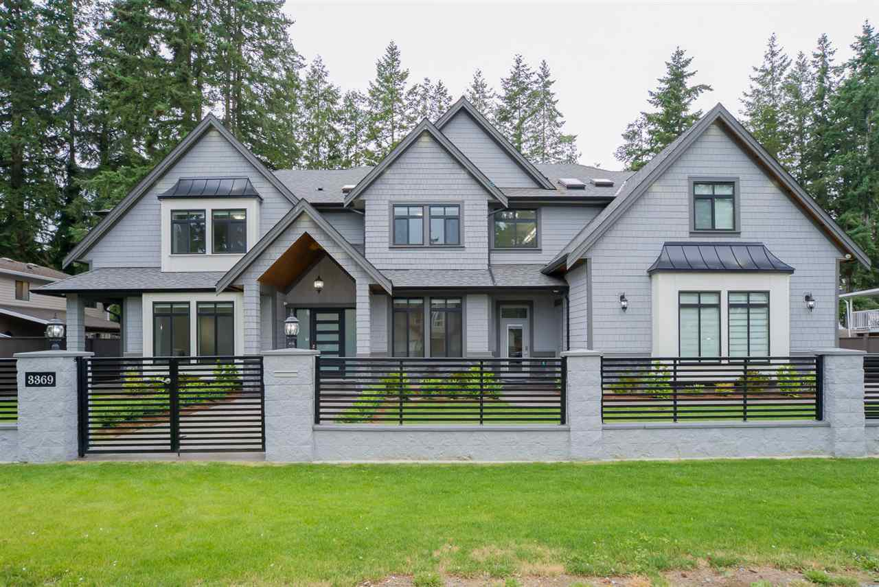 Main Photo: 3369 199A Street in Langley: Brookswood Langley House for sale : MLS®# R2413562