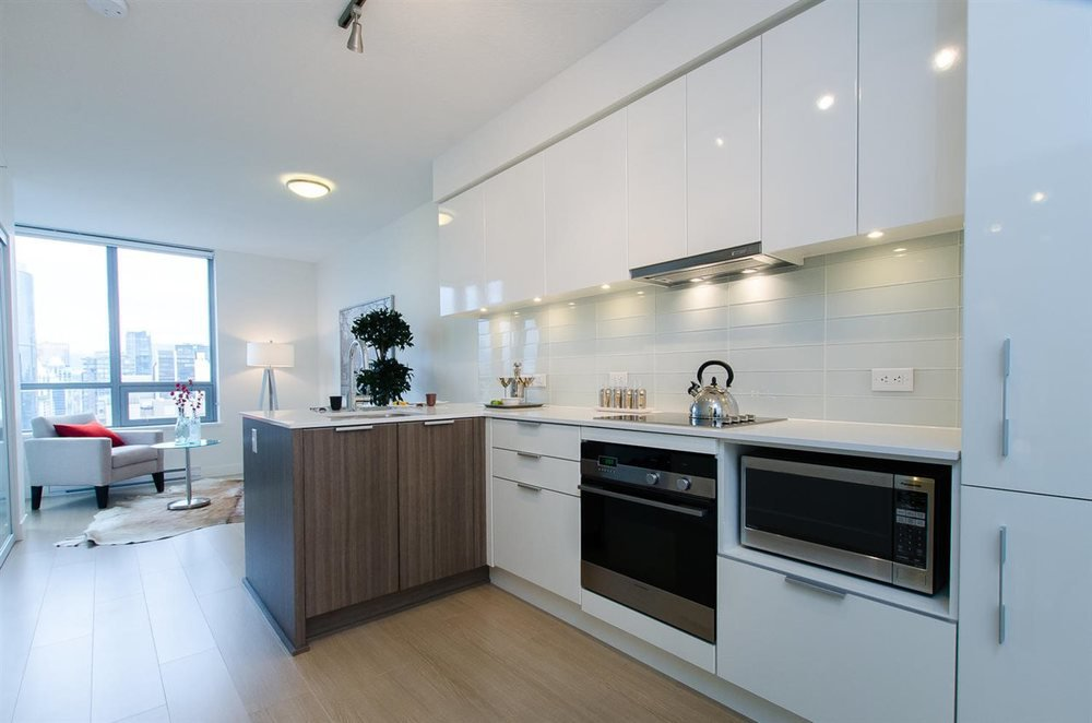 Main Photo: 2603 1308 HORNBY STREET in Vancouver: Home for sale : MLS®# R2008072