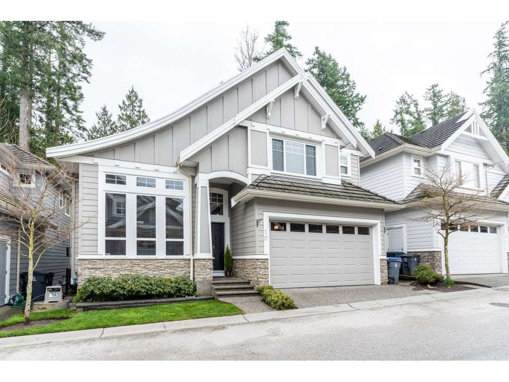 Main Photo: 10 3502 150A Street in Surrey: Morgan Creek House for sale (South Surrey White Rock)  : MLS®# R2439812