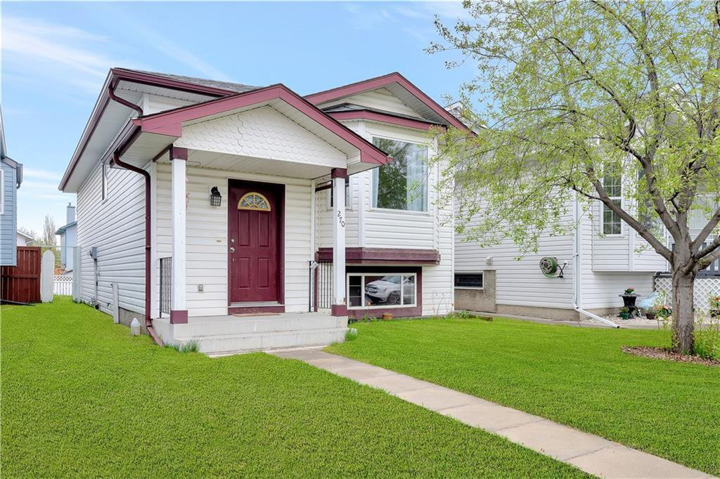 Main Photo: 270 Erin Circle SE in Calgary: Erin Woods Detached for sale : MLS®# C4292742