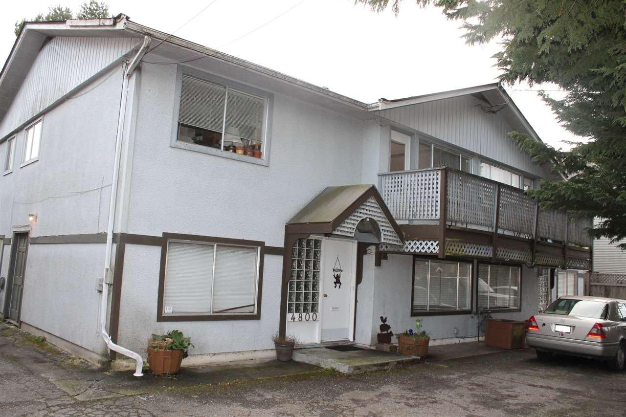 Main Photo: 4780-4800 STEVESTON HIGHWAY in : Steveston South House Fourplex for sale : MLS®# R2035661