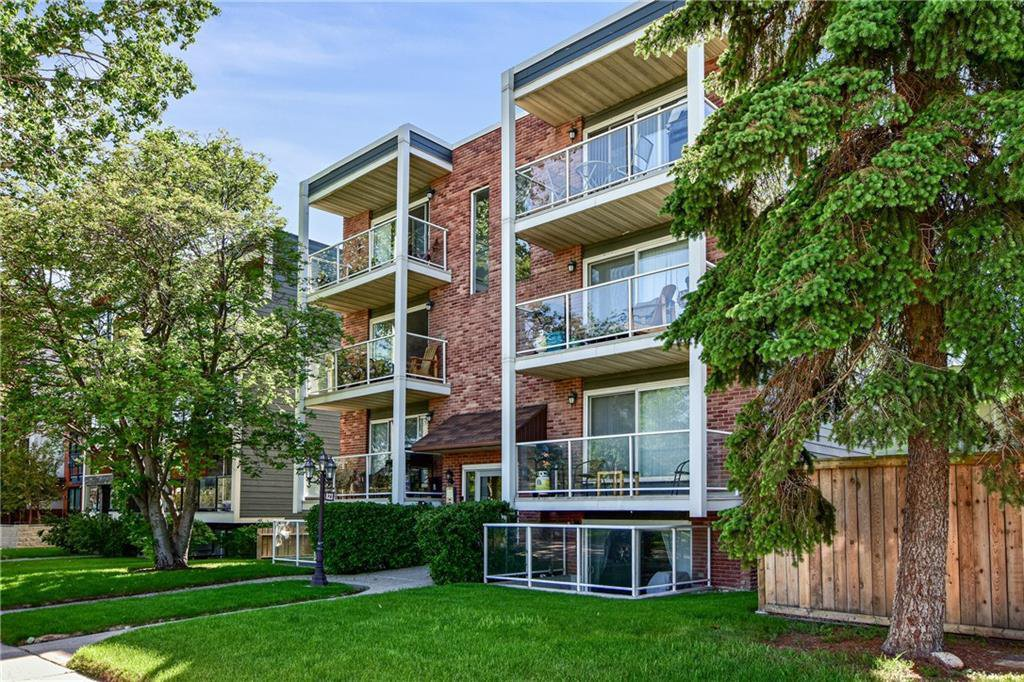 Main Photo: 303 823 5 Street NE in Calgary: Renfrew Apartment for sale : MLS®# C4305062