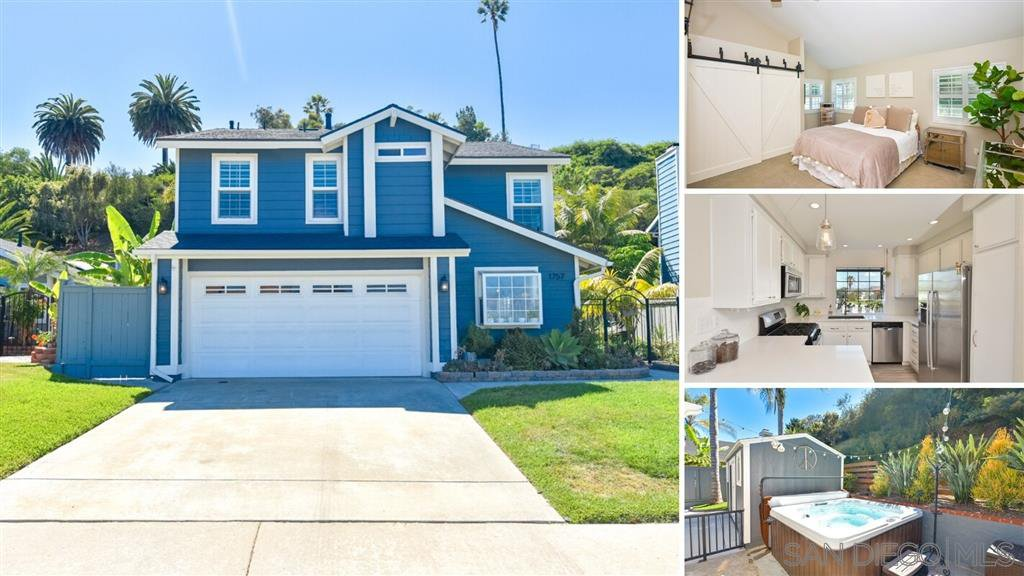 Main Photo: House  : 3 bedrooms : 1757 E Pointe Ave in Carlsbad