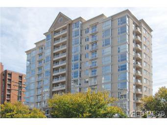 Main Photo: 611 835 View St in VICTORIA: Vi Downtown Condo for sale (Victoria)  : MLS®# 524283