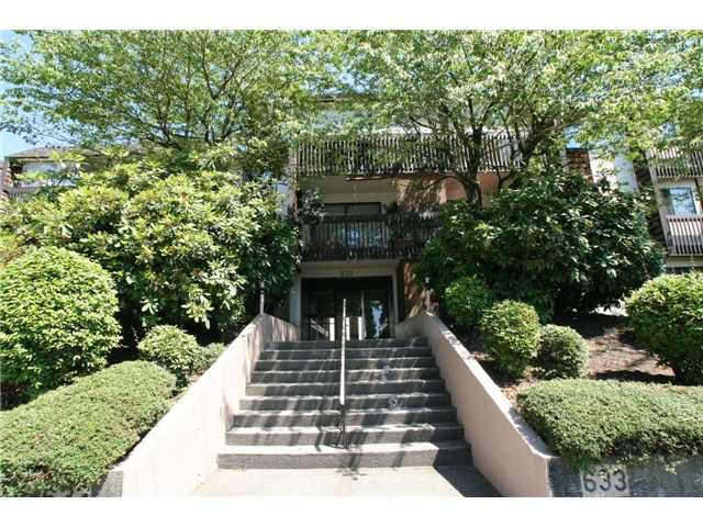 Main Photo: 209 633 NORTH Road in Coquitlam: Coquitlam West Condo for sale : MLS®# V840163