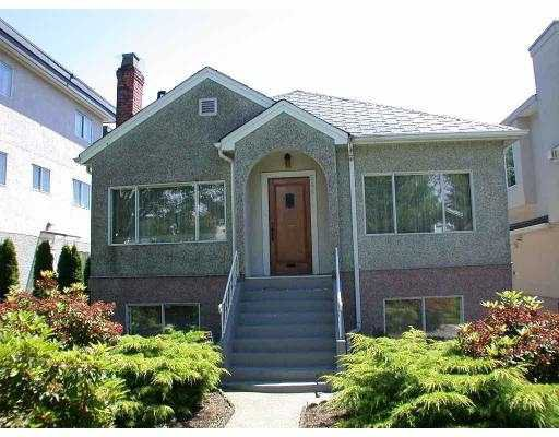 Main Photo: 546 E 44TH AV in Vancouver: Fraser VE House for sale (Vancouver East)  : MLS®# V543684