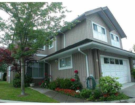 """Main Photo: 83 3555 WESTMINSTER HY in Richmond: Terra Nova Townhouse for sale in """"SONOMA"""" : MLS®# V544808"""