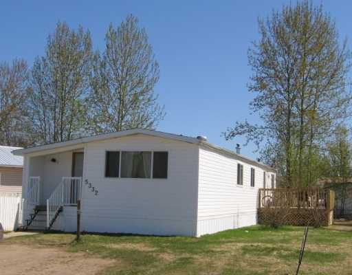 Main Photo: 5332 41ST Street in Fort_Nelson: Fort Nelson -Town Manufactured Home for sale (Fort Nelson (Zone 64))  : MLS®# N191085