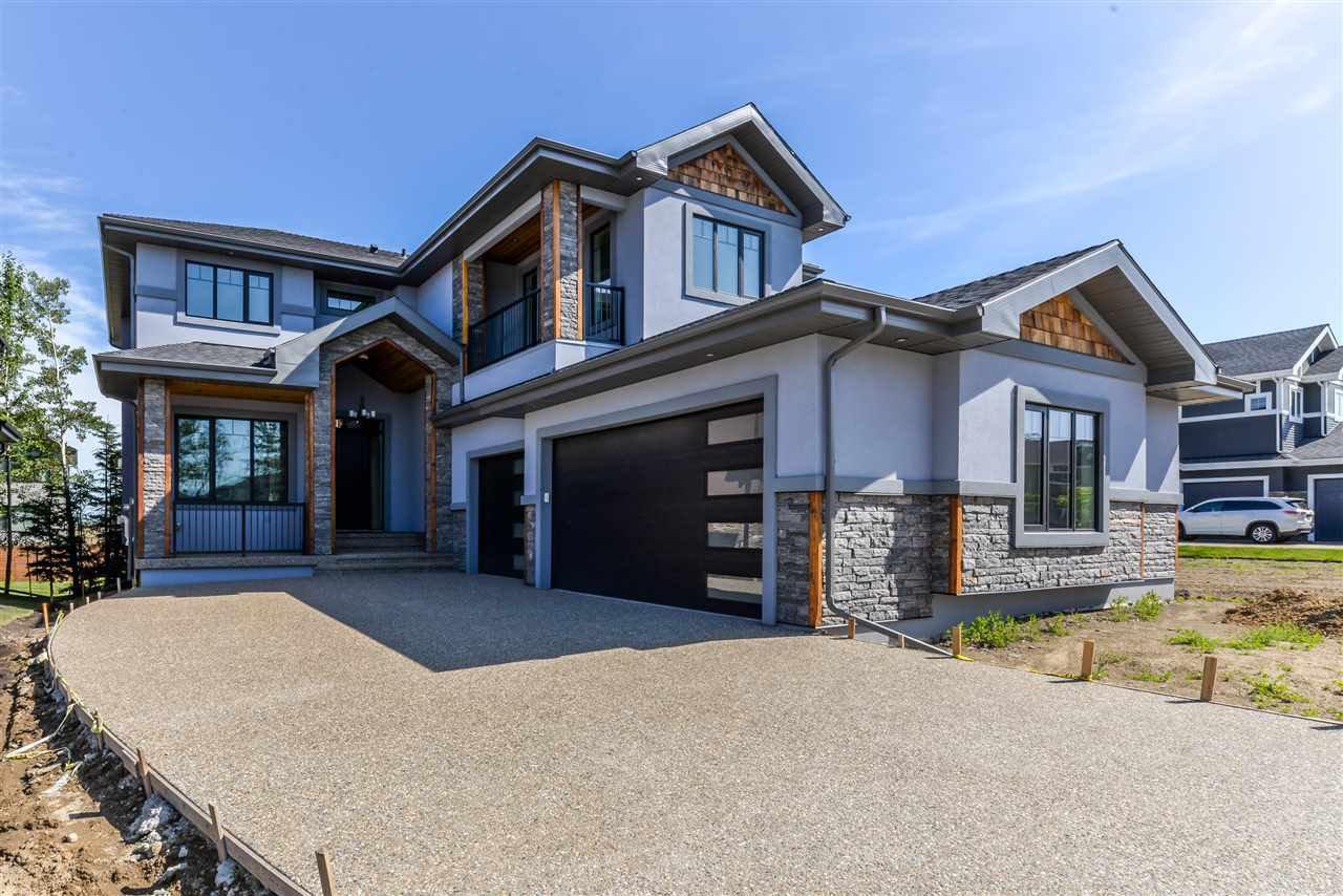 Main Photo: 54 KENTON WOODS Lane: Spruce Grove House for sale : MLS®# E4166618