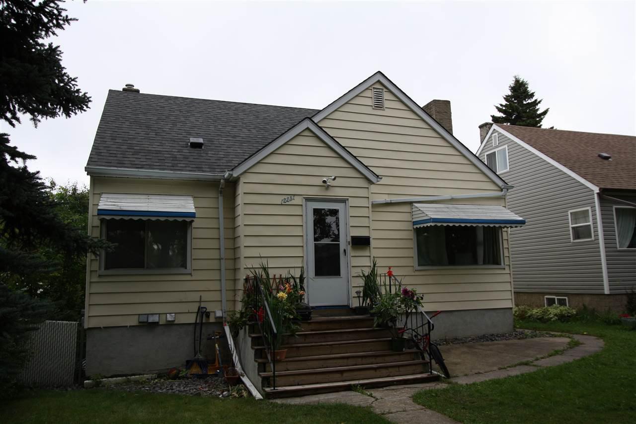 Main Photo: 12231 104 Street in Edmonton: Zone 08 House for sale : MLS®# E4173093