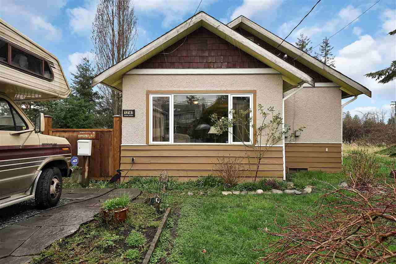 Main Photo: 12141 227 Street in Maple Ridge: East Central House for sale : MLS®# R2448207
