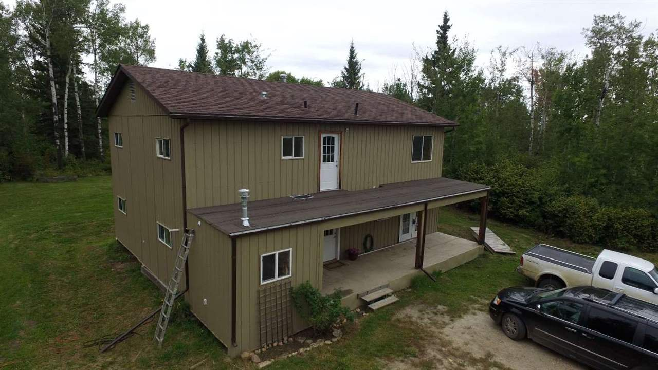Main Photo: 58315 Rge Rd 30: Rural Barrhead County House for sale : MLS®# E4214194